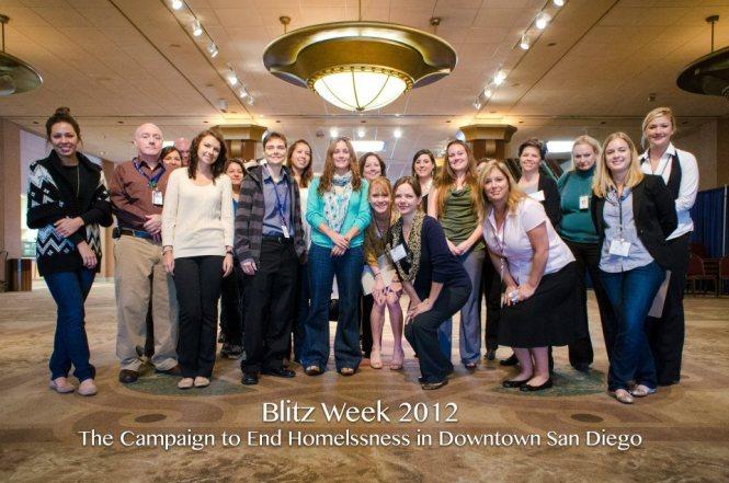 Blitz Week 2012