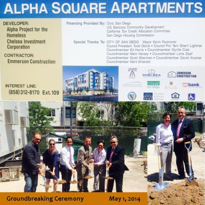 alpha square apartments groundbreaking san diego s newest affordable