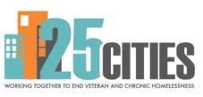 25 cities logo